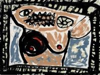 daniel-erban_my-tv-dinner_2002_mixed-media-on-paper-22x30