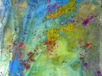 autoportrait-scarifie-2006-emulsion-et-encre-de-chine-sur-papier-maroufle-sur-toile-150-x110-cm