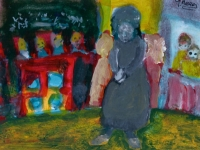 la-lecon-acryl-sur-toile-16-x-25-cm