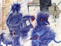 i-dieye-hard-life-2017-100x70-cm
