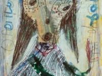 menunggu-pelanggan-2014-17-x-11-acrylic-pen-marker-on-paper