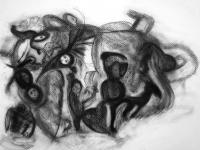 50-x-70-cm-bd-ballade-imaginaire-pastel-noir-gratte-a-la-gomme-sur-papier