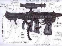 pistolet-4-encre-sur-papier-24x32c-m