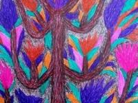 17kara-stylo-bille-sur-papier-49x305-cm